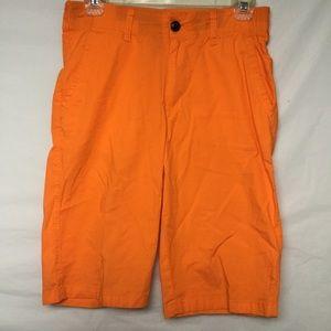 Arizona Jean Co Men's Orange Stretch Short (18)